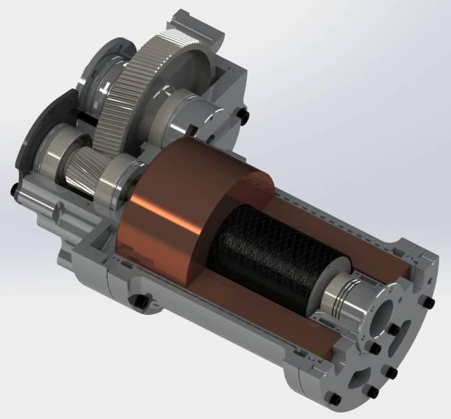 Electric Motor Engine Train Electric Free Engine Image